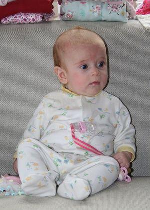 Leah Sitting