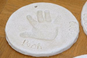 Leah Hand Print