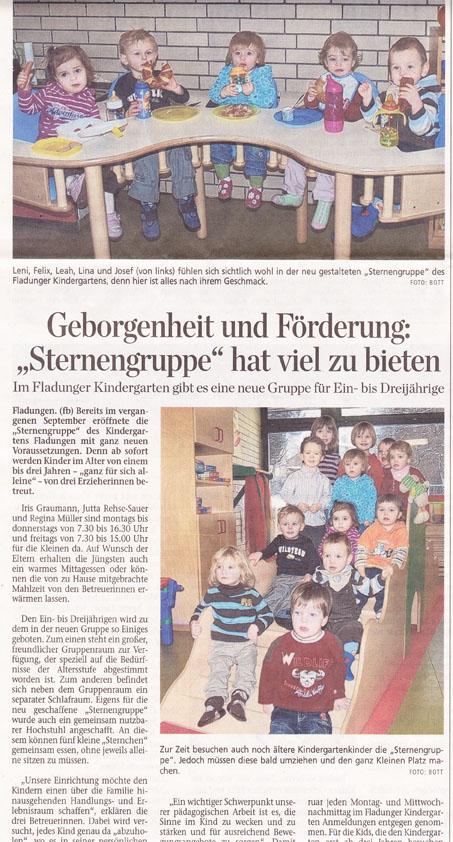 Leah Zeitung