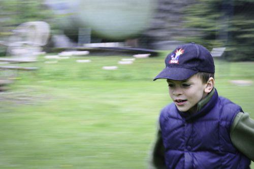 Alan running 1