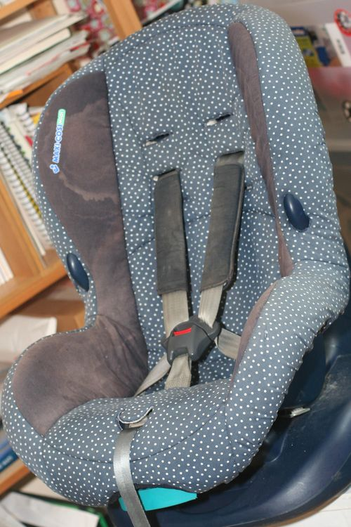 What To Do With Old Car Seats >> Ex Patria Car Seat Tutorial Of Sorts