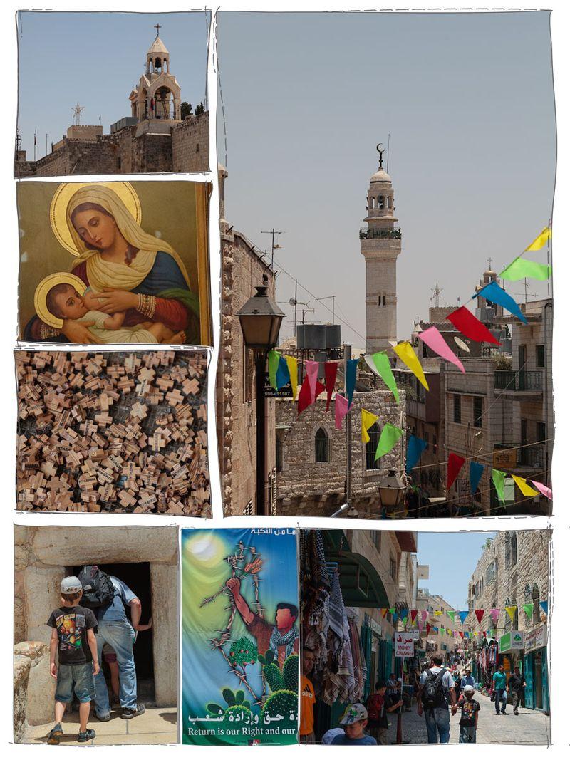 Bethlehem Blogboard 2